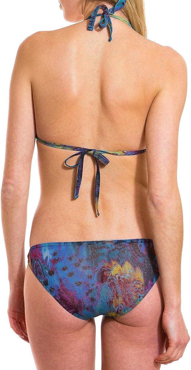 Kiniki Amalfi Blue Tan Through Sonnendurchl/ässige Bikini Hose
