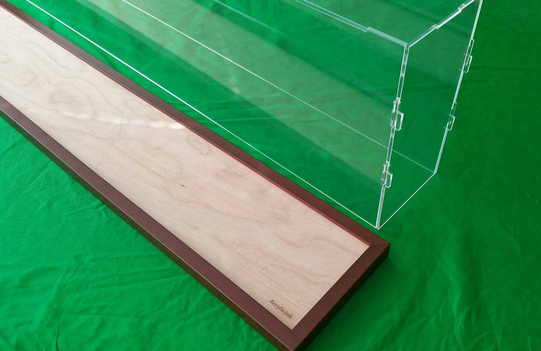 42''L x 6''W x 12''H Display Case Box for Model Cruise Ships and Ocean Liner LGB and G Scale Trains 1/32 1/23 Plexiglass Acrylic by Acrylicjob (Image #8)