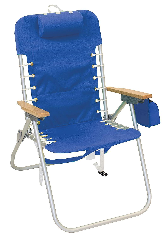 Rio Brands Hi Boy Backpack Beach Chair