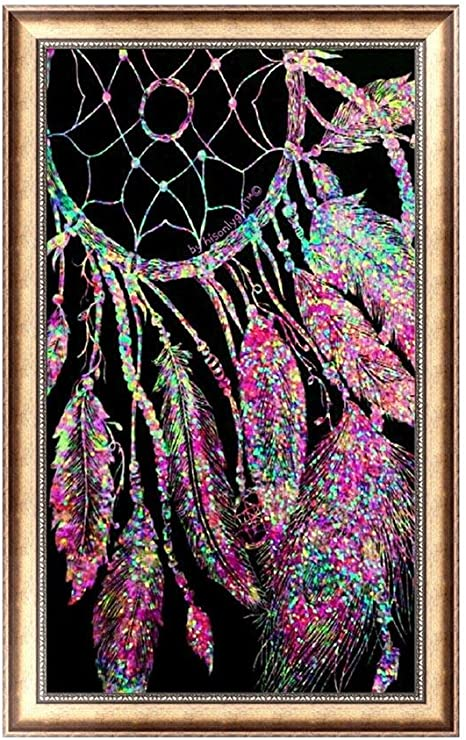 5D Diamond Painting DIY Embroidery Cross Stitch Kit Needlework Craft Home Decors