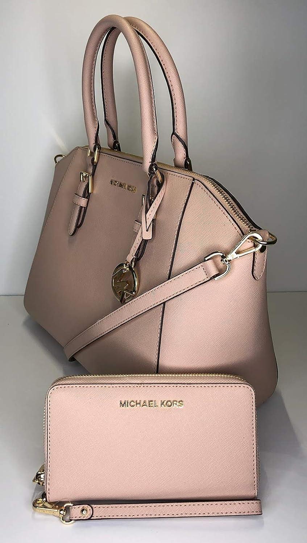 Amazon.com: MICHAEL Michael Kors Ciara - Cartera de viaje ...