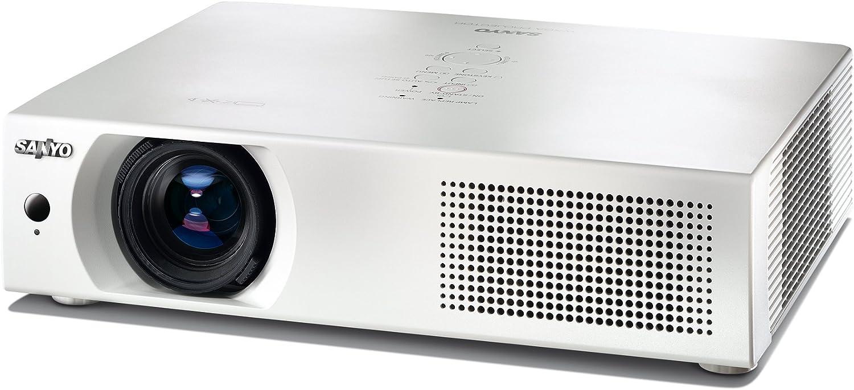 Sanyo PLC-WXU700A - Proyector, 3800 Lúmenes del ANSI, LCD, WXGA ...