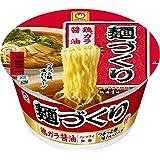マルちゃん 麺づくり 鶏ガラ醤油 97g×12個