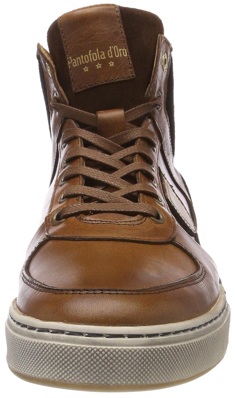 Herren Mid Hohe D'oro Pantofola Frederico Uomo Sneaker DH29IYEW