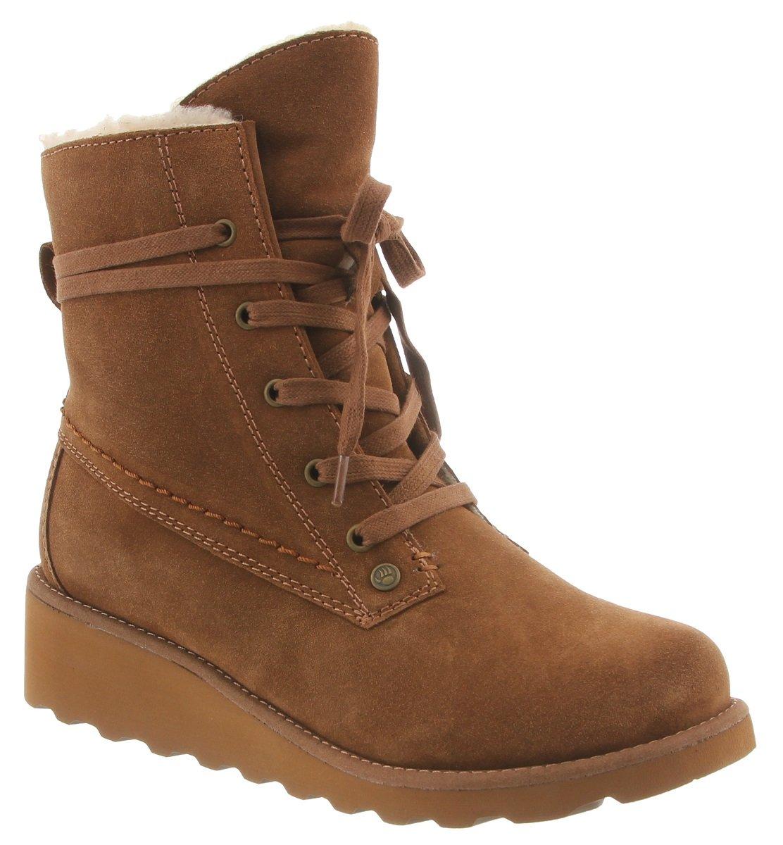 BEARPAW Women's Krista Boots B06XR5GM5N 11 B(M) US|Hickory Ii