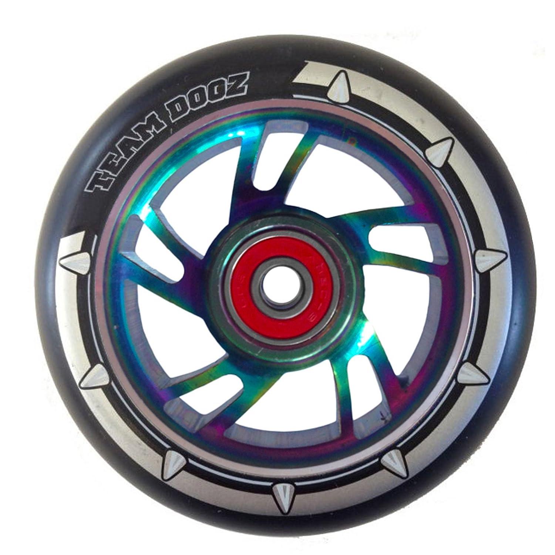 Equipo Dogz núcleo Swirl de 110 mm patinete rueda - Rainbow ...