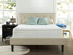 Zinus Sleep Master Ultima Comfort 13 Inch Deluxe Euro Box Top Spring Mattress