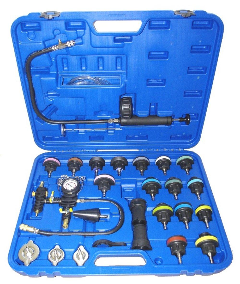 S-27pt kuehlerlecktester attrezzi 27 pezzi/Sistema di raffreddamento e vuoto abdrueck dispositivo/tester Techman