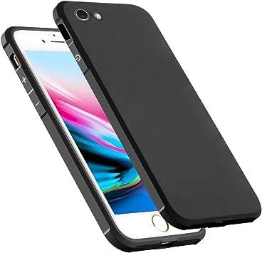 HZRICH Funda iPhone 7, Suave Ultra Fina Silicona TPU Bumper Case ...