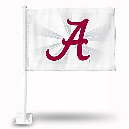 Amazon Com Rico Industries Ncaa Alabama Crimson Tide Car Flag