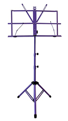 Audio2000'S AST4442PL Portable Sheet Music Stand