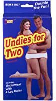 Forum Novelties Fundies Undies for Two