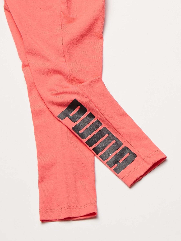 PUMA Little Girls Fleece Zip Up Hoodie Set