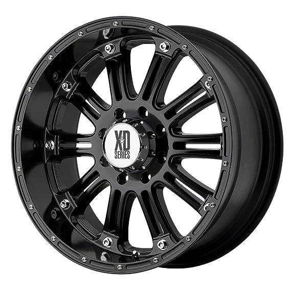 Amazon Com Xd Series Hoss Xd795 Gloss Black Wheel 16x86x5 5