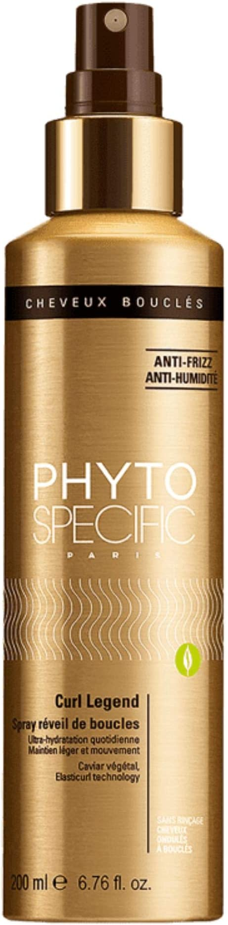 Phyto Phytospecific Curl Legend Spray Capelli Ravviva Ricci, 150ml