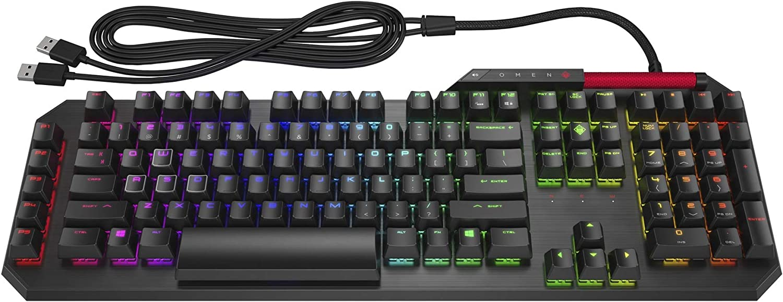 Hp Inc Omen Sequencer Keyboard Elektronik