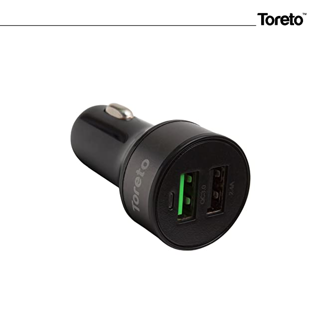 Toreto TOR 404 Quick Charge Car Charger