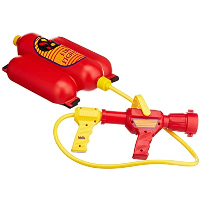 Theo Klein - Firefighter Water Sprayer Premium Toys For Kids Ages 3 Years & Up: Toys & Games