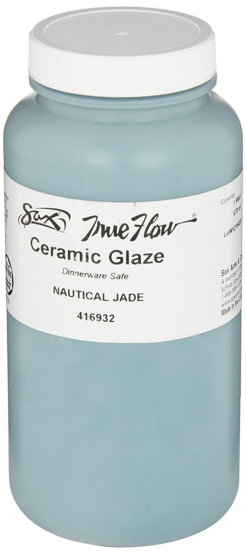 Sax True Flow Gloss Glaze - 1 Pint - Nautical Jade - 416932