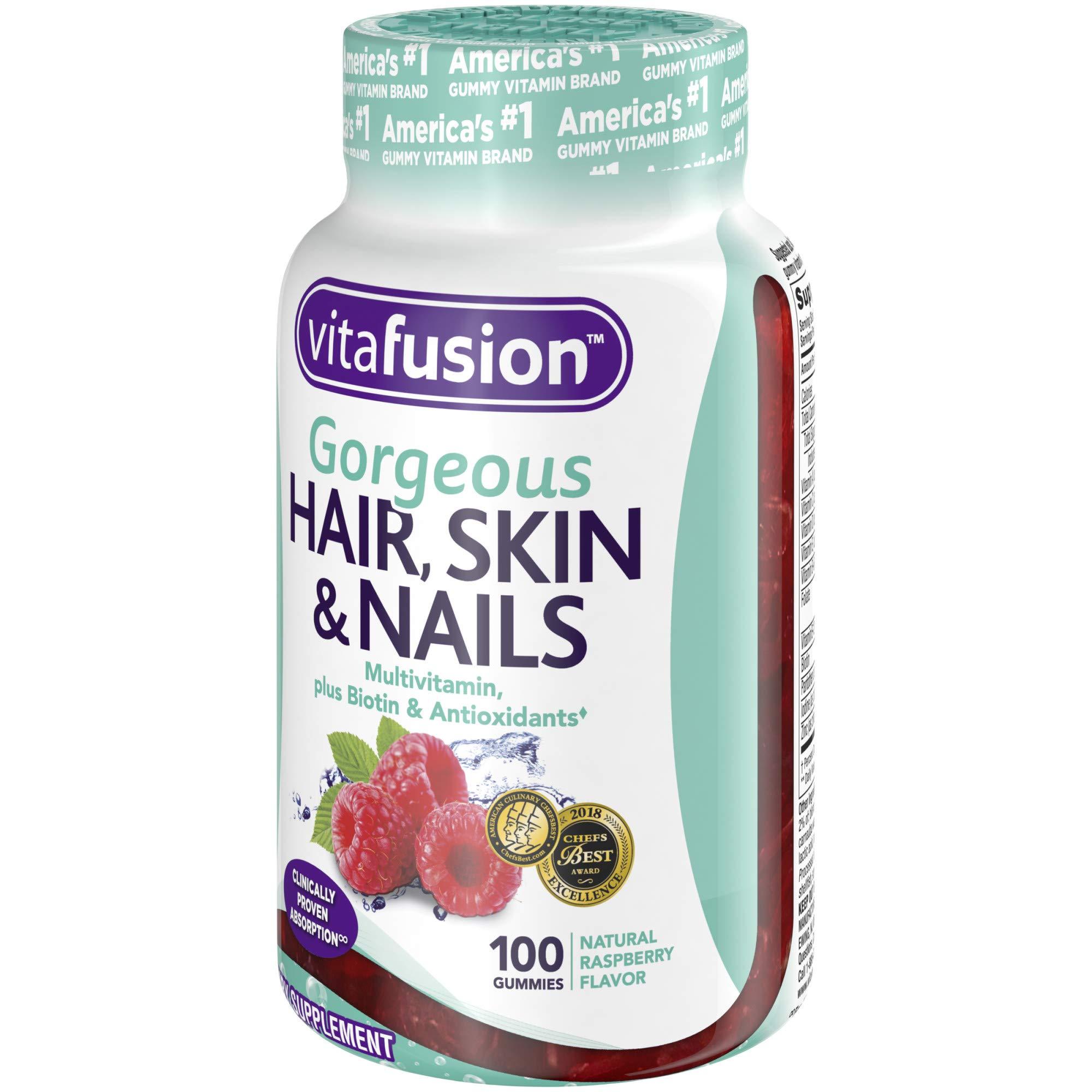 Vitafusion Gorgeous Hair Skin And Nails 41