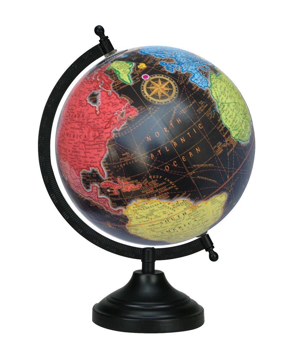 13 Decorative Desktop Rotating Globe Constellation Stars Globes Table Decor Uniworld