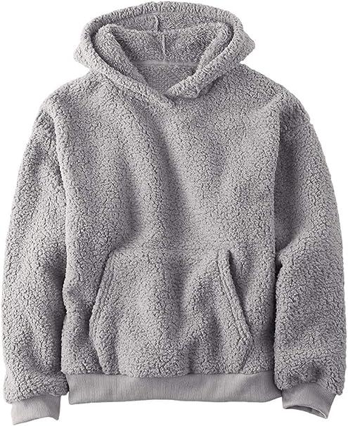 Kinder Jungen Kapuzenpullover Sweatjacke Sweatshirt Hoodie Pullover Pulli Winter