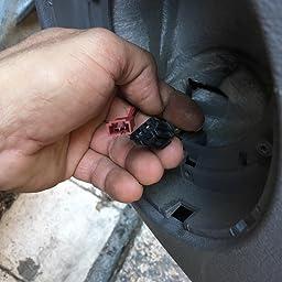 2 x Conectores adaptadores para altavoces recintos de Fiat Ducato Multipla Punto
