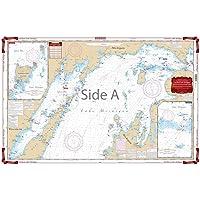 Waterproof Charts, Standard Navigation, 72 Northern Lake Michigan