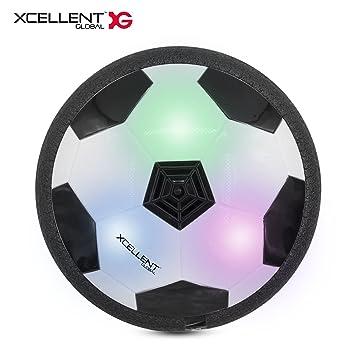Xcellent Global Disco Pelota de Futbol con LED para niños ...