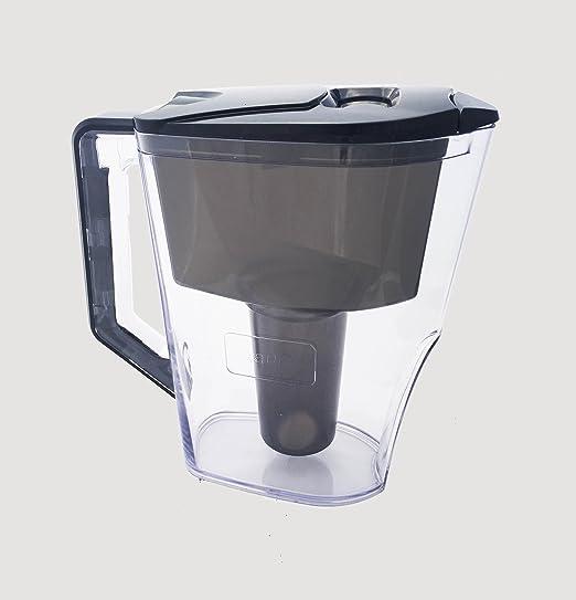 Sava alcalinas filtro de agua purificador ionizador jarra 2,5 L ...