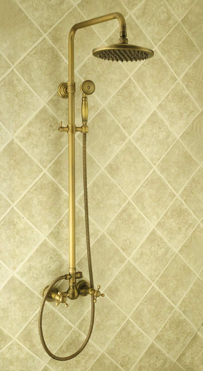 9 Antique Hlluya Professional Sink Mixer Tap Kitchen Faucet Rain shower faucet bath 10 black