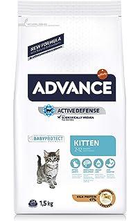 Advance Affinity Comida Seca para Gatos Sabor Pollo 15 kg ...