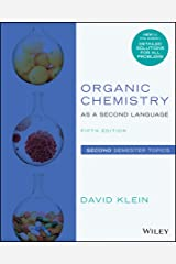 Organic Chemistry as a Second Language, Second Semester Topics, 5th Edition Kindle Edition