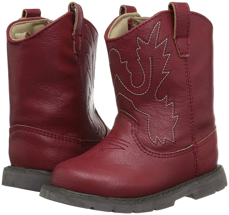 Baby Deer Western Boot
