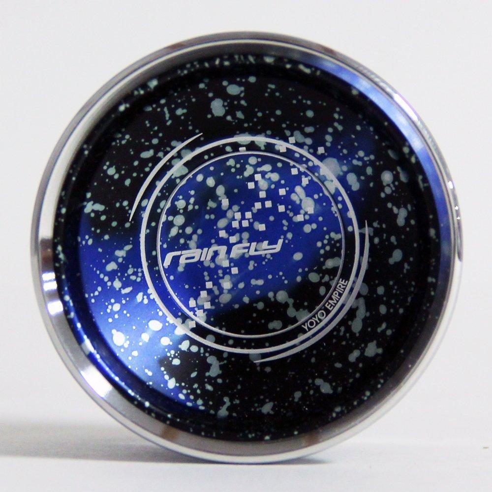 YoYo Empire 7075 Rainfly Yo-Yo (Black Blue)