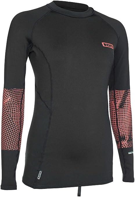 ION Lycra LS - Camiseta térmica para mujer: Amazon.es: Deportes y aire libre
