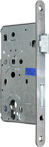 BKS Objektschloss Flüsterfalle B-05150-I0-L-8 PZ 55//72//8 DIN-links