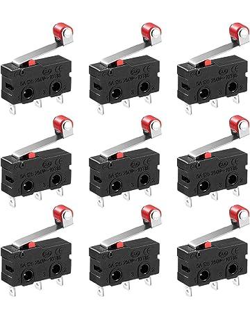 tastend 1 S Cherry Switches Mikroschalter DB2C-B1AA 250 V//AC 10 A 1 x Ein// Ein