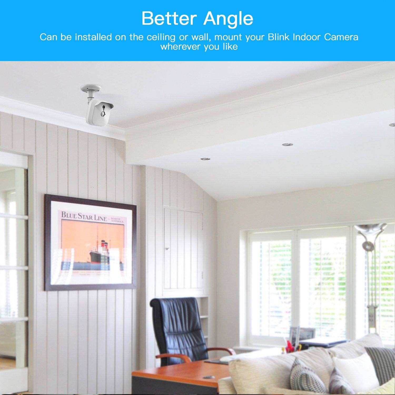 Transparent Blink XT Kamera Wandhalterung Innen