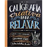 Caligrafia criativa para relaxar