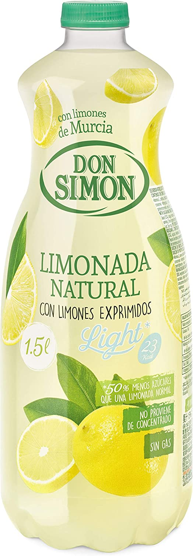Don Simon Limonada - 1,5 l: Amazon.es: Alimentación y bebidas