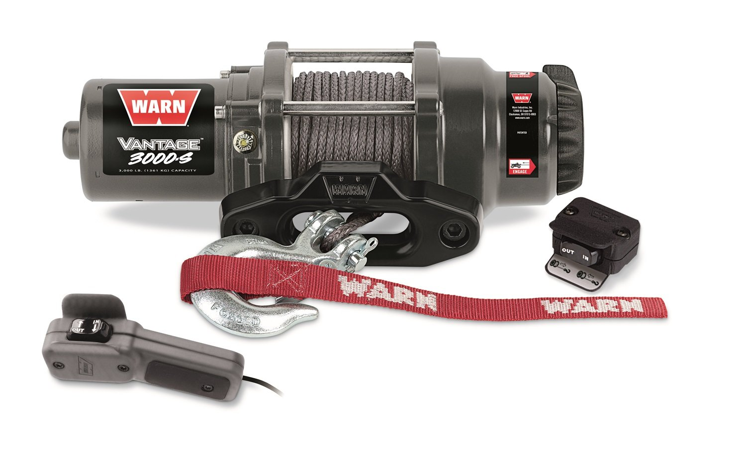 Warn  Vantage 3000 Reviews