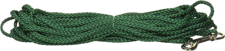 TRIXIE Correa de Rastreo, 10 m/ø5 mm, Verde, Perro