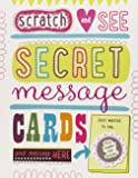 Secret Message Cards (Scratch and See)
