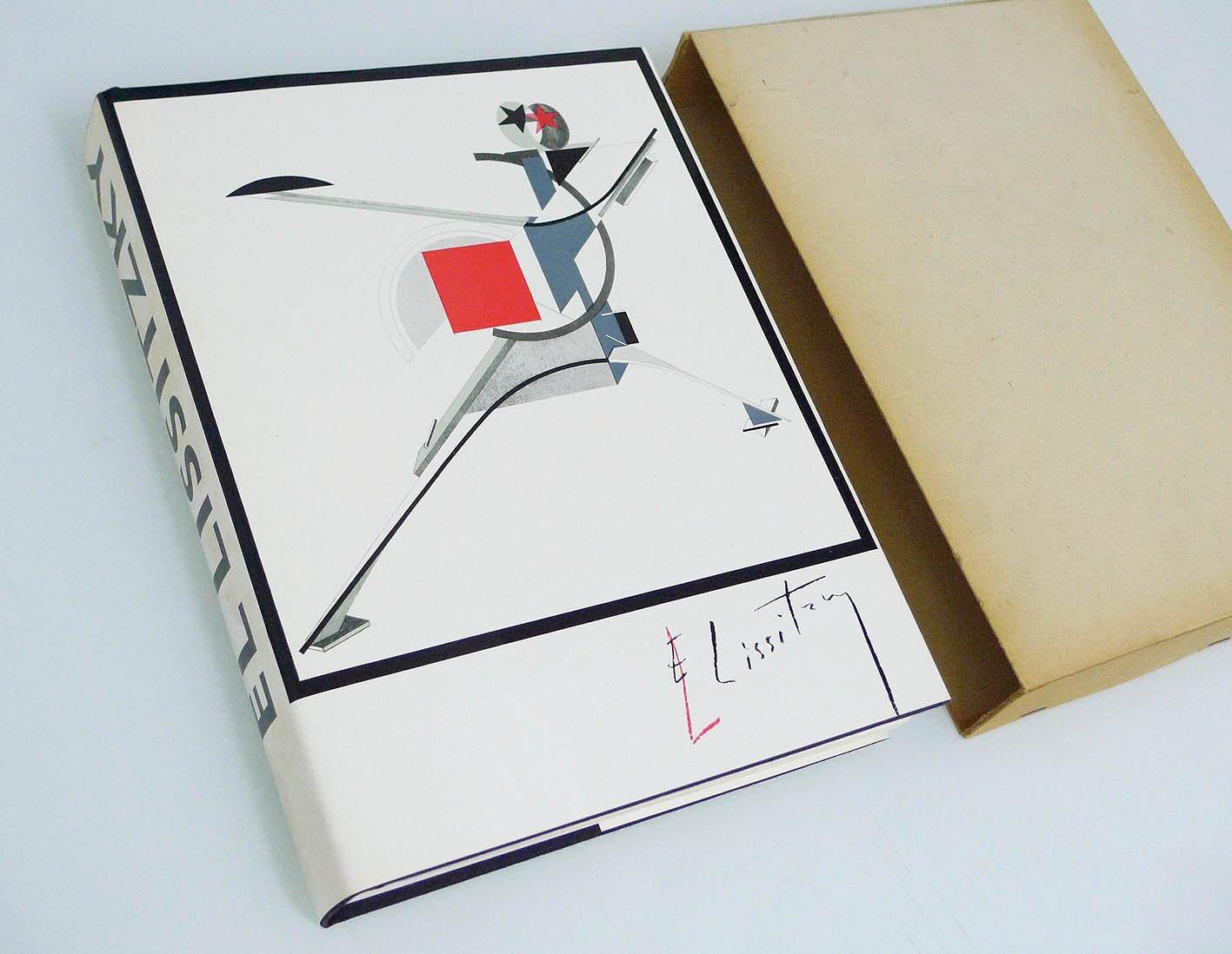 El Lissitzky: Maler, Architekt; Typograf, Fotograf - Erinnerungen, Briefe, Schriften. Gebundenes Buch – 1967 Sophie Lissitzky-Küppers Verl. der Kunst VEB B0000BSE0S Bildende Kunst