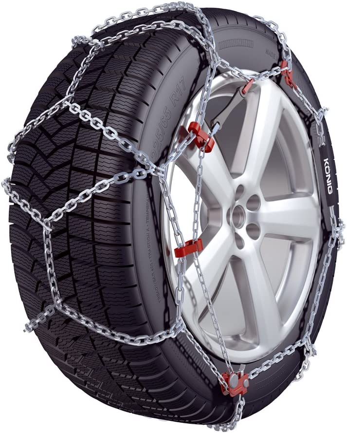(Buying Guide): 11 Best Snow Chains for Trucks in 2021 5