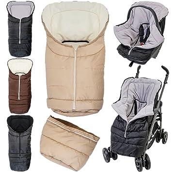 Winterfusssack Baby Fusssack für Buggy Kinderwagen Babyfußsack Kinderfußsack