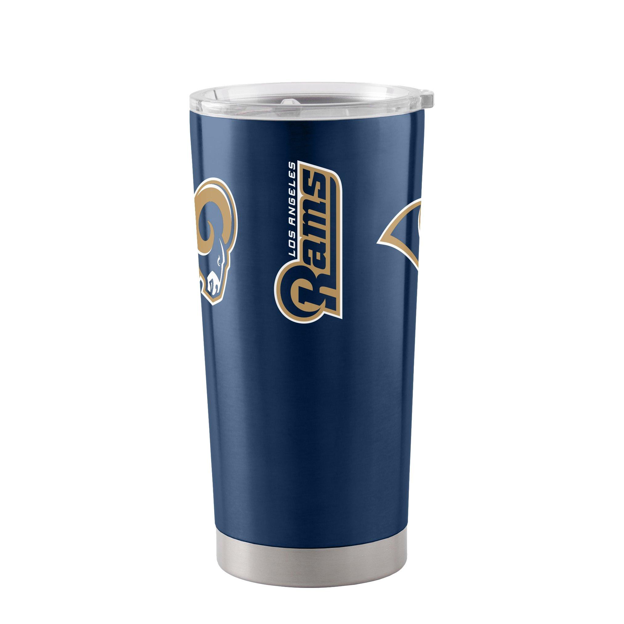 Boelter Brands NFL Los Angeles Rams Ultra Tumbler, 20-ounce by Boelter Brands (Image #2)