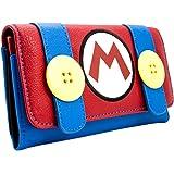 Super Mario Bros. Costume Plombier rouge Portefeuille