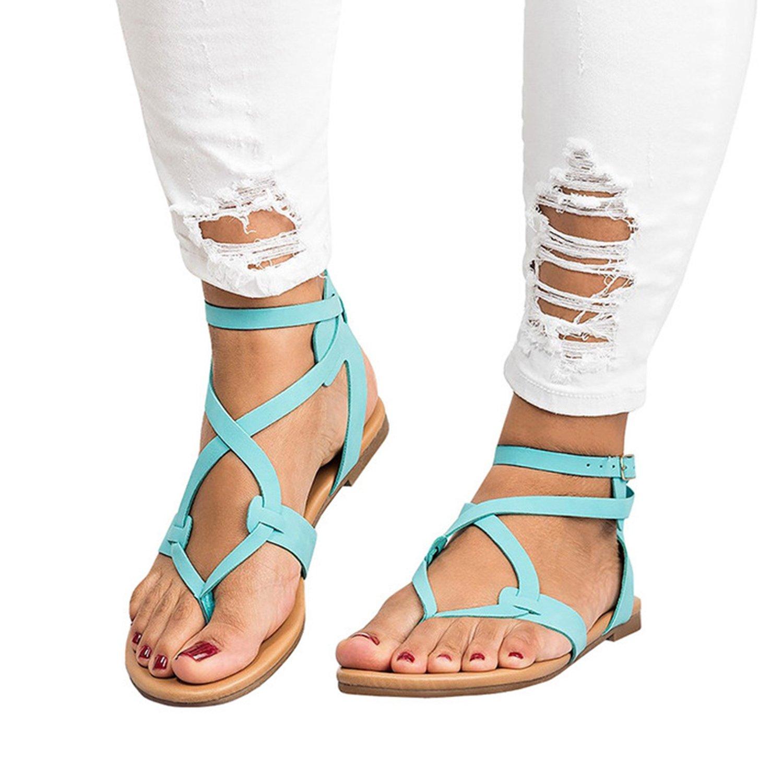 3c07d361ec44 ... Romantic moments New New New Arrive Women Gladiator Sandals Summer  Women Shoes Plus Size 35- ...